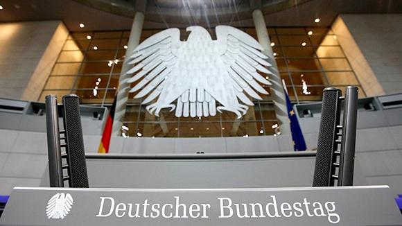 Vokietijoje renkamas naujas prezidentas