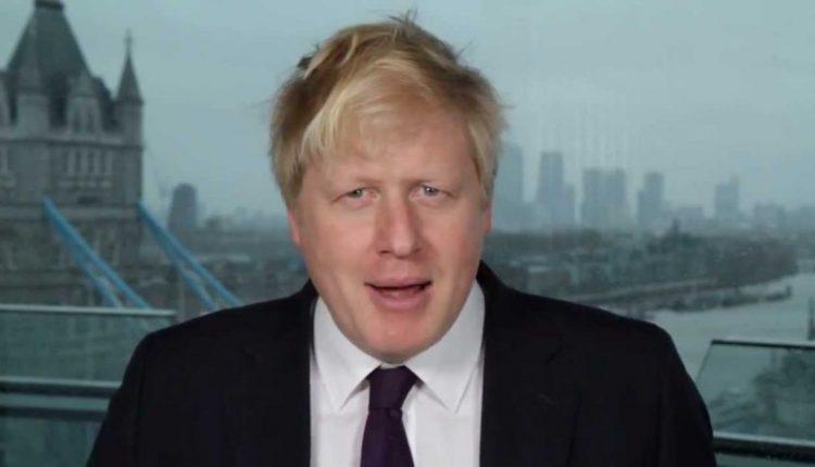 Britanijos užsienio reikalų ministras Johnsonas atsisakė JAV pilietybės