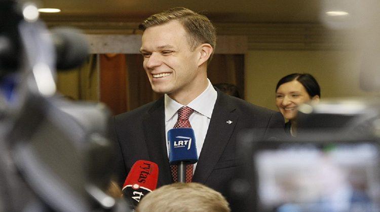 Konservatorių pirmininku perrinktas G. Landsbergis