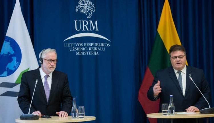 EBPO atstovas: tikiuosi, kad Lietuva taps nare 2018 m.
