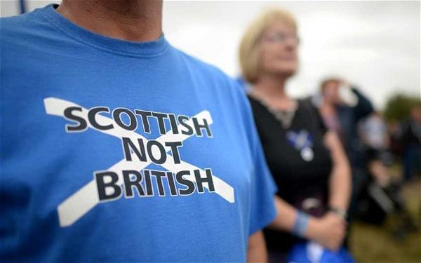 Londonas nenori leisti škotams dar kartą balsuoti dėl nepriklausomybės