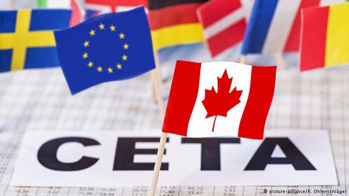 Europos Parlamentas pritarė ES laisvosios prekybos sutarčiai su Kanada