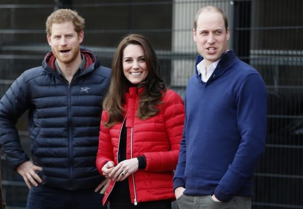 Didžiosios Britanijos princas Williamas ir Kate kitą mėnesį lankysis Prancūzijoje