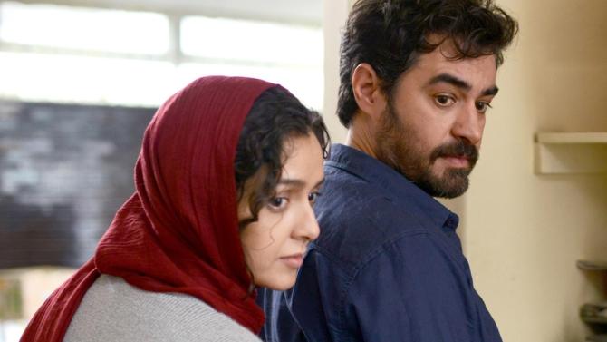 """Londone ketinama lauke rodyti """"Oskaru"""" nominuotą iraniečio juostą"""