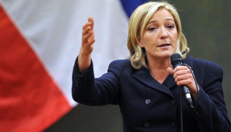 M. Le Pen pristatė savo prezidento rinkimų programą