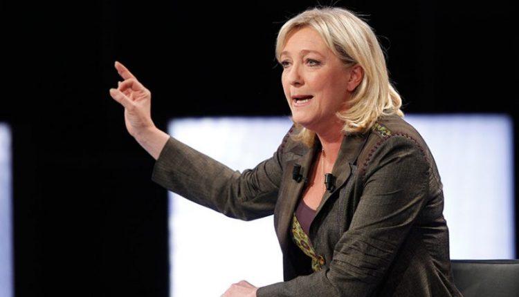 M. Le Pen planas: susigrąžins centrinio banko kontrolę ir pakeis eurą