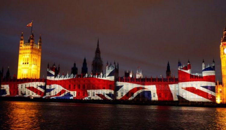 EK: Jungtinės Karalystės ekonomikos augimas lėtės