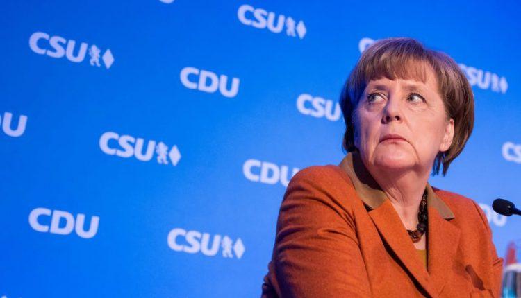 A. Merkel: Vokietija ieškos bendros pozicijos su D. Trampu