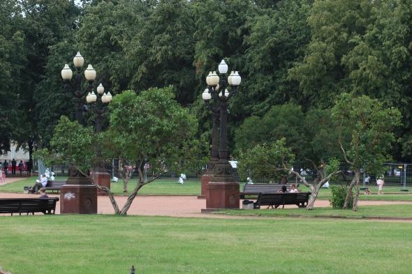 Nėra tinkamo paminklo Lukiškių aikštei, teigia sostinės meras