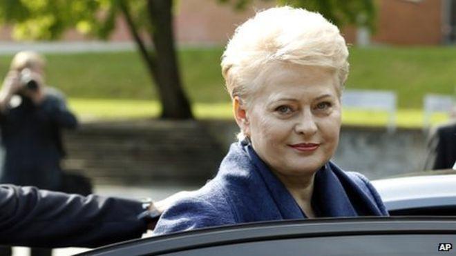 Prezidentė: Seimas turi galimybę priimti istorinius sprendimus