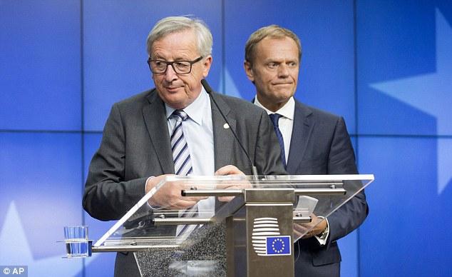 """Europos Komisijos vadovas pristatys planą dėl ES ateities po """"Brexit"""""""