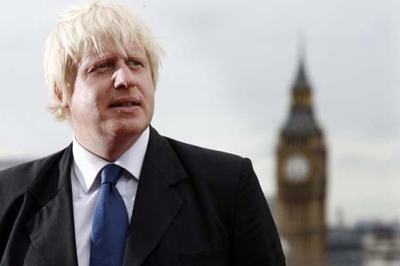 JK užsienio reikalų ministras B. Džonsonas greitu laiku vyks su vizitu į Rusiją