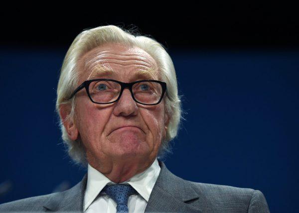 """T. Mei atleido įtakingą vyriausybės patarėją, nepritariantį """"Brexit"""""""