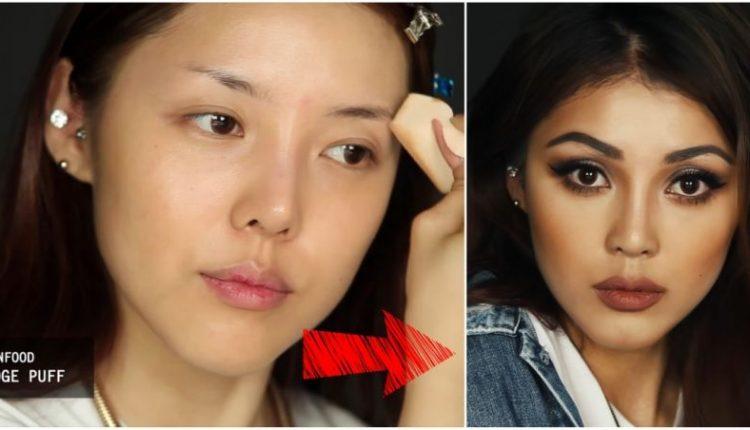 Stulbinantys išvaizdos pokyčiai: paprasta japonė tapo panaši į putlialūpę Kardashian klano atstovę