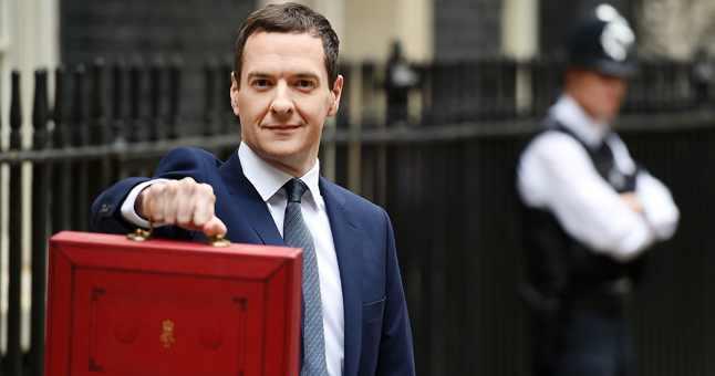 Didžioji Britanija: buvęs finansų ministras Dž. Osbornas tapo rusų turtuolių laikraščio redaktoriumi