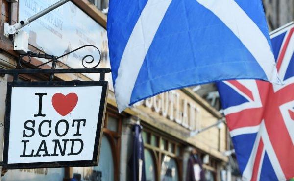 N. Stardžen sieks, kad būtų surengtas antrasis referendumas dėl Škotijos nepriklausomybės