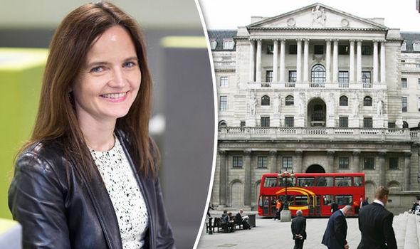 Anglijos banko valdytojo pavaduotoja Š. Hog atsistatydina