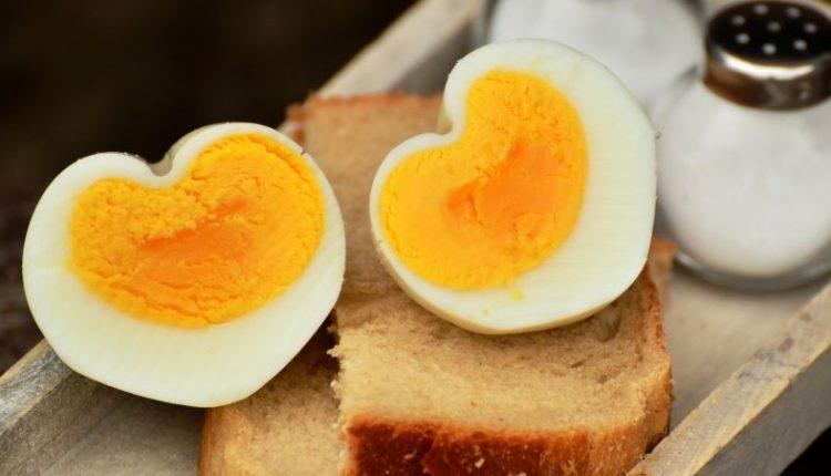 1 kiaušinis per dieną gali padėti vaikams užaugti didesniems