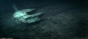 Baltijos jūros dugne gulintis neatpažintas objektas ir toliau skleidžia paslaptingus signalus
