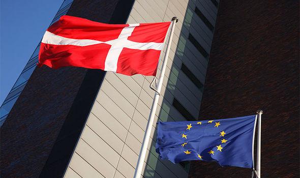 """Danija dėl savo narystės Europos Sąjungoje (ES) nuspręs 2019 m. rudenį, pasibaigus """"Brexit"""" procesui"""