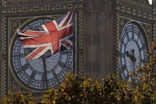 """""""Brexit"""": Londonas neketina įvesti pasienio su Airija kontrolės"""