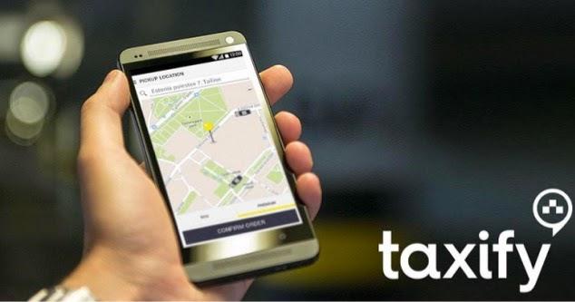 """Taxify"" pradeda veiklą Londone"