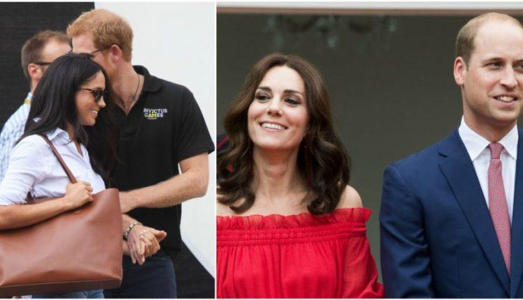 Kodėl princas Harry su mylimąja viešai demonstruoja jausmus, o princas Williamas ir K. Middleton to vengia?