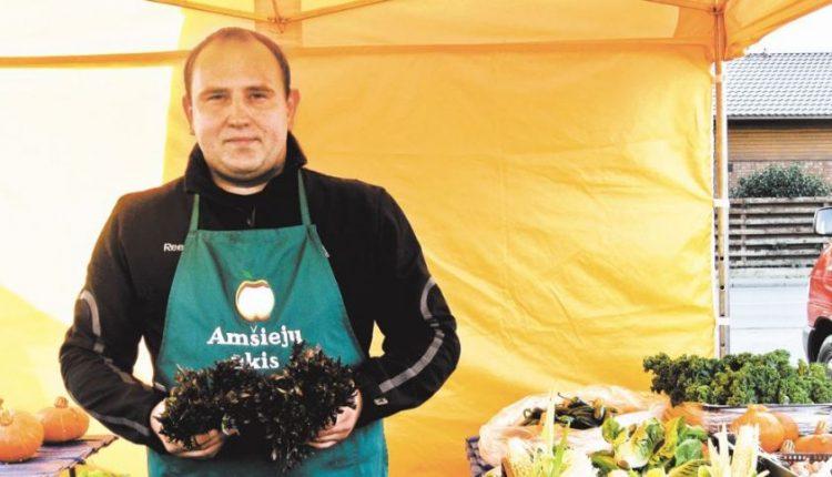 Jauni ūkininkai rado savo nišą: augina negirdėtus augalus