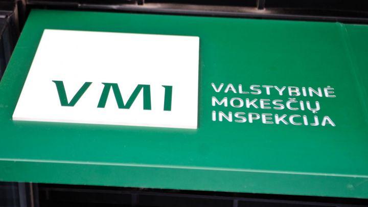 Būkite atsargūs: VMI perspėja dėl sukčių