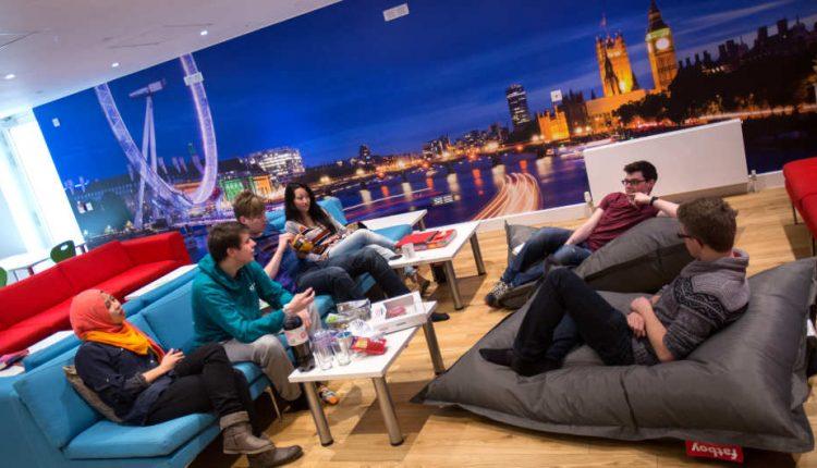 Studento paskola ateities svajonių įgyvendinimui Studijos Londone 2018