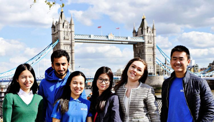 Studijos Londone!