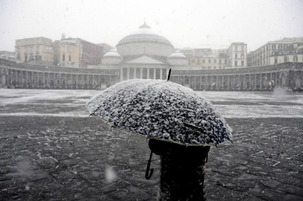 """Šalčio """"pabaisa iš rytų"""" iš Europos nesitraukia"""
