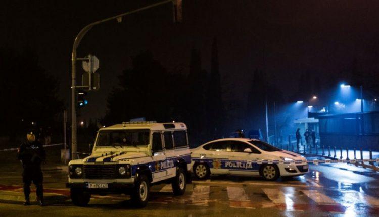 Prie JAV ambasados Juodkalnijoje nugriaudėjo sprogimas