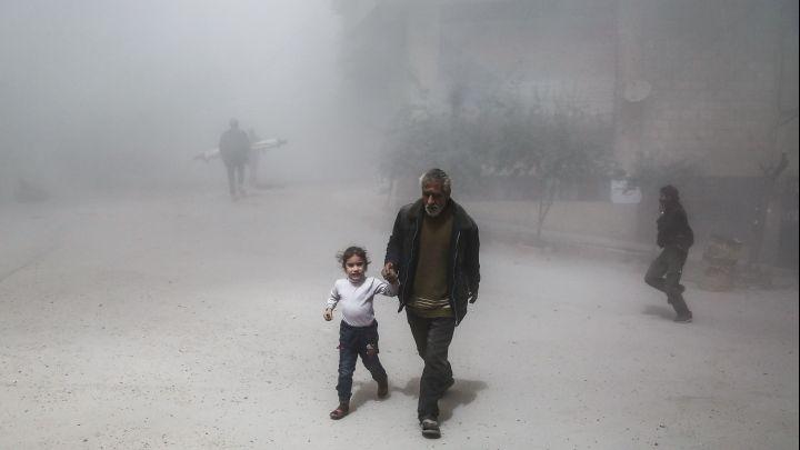 JAV spauda: Šiaurės Korėja Sirijai tiekia cheminį ginklą