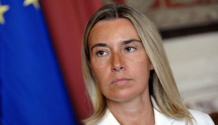 ES ragina nedelsiant laikytis paliaubų Sirijoje