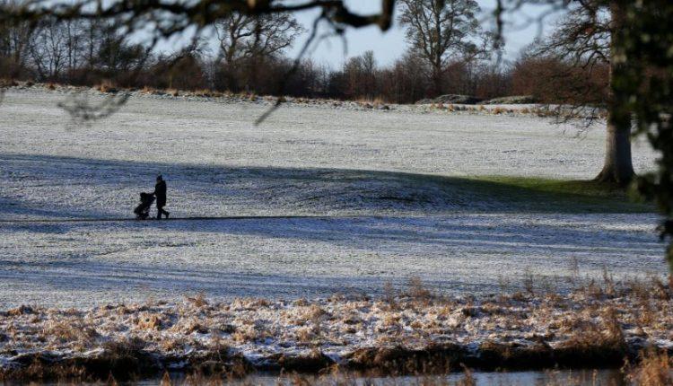"""Airiai perspėjami dėl """"siaubingų"""" oro sąlygų: temperatūra gali nukristi iki 5 laipsnių šalčio"""