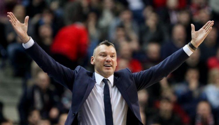 """Švęsti pasiruošęs Š. Jasikevičius: """"Žalgirio"""" atmosfera yra tai, dėl ko visi atsisako iš čia išvykti"""