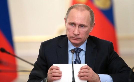 Technologinis atsilikimas gali nulemti suvereniteto praradimą, sako Rusijos prezidentas