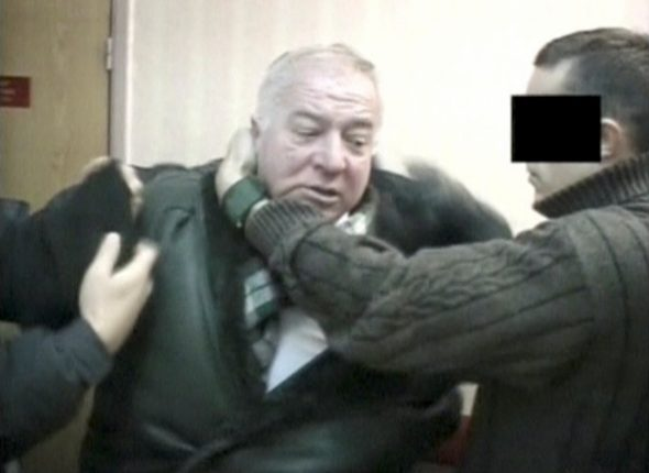 Britanijos policija tiria numanomą buvusio rusų šnipo apnuodijimą