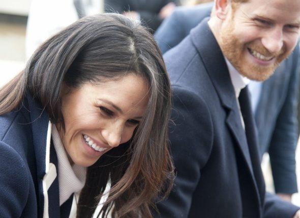 Meghan Markle buvo pakrikštyta, artėjant vestuvėms su princu Harry