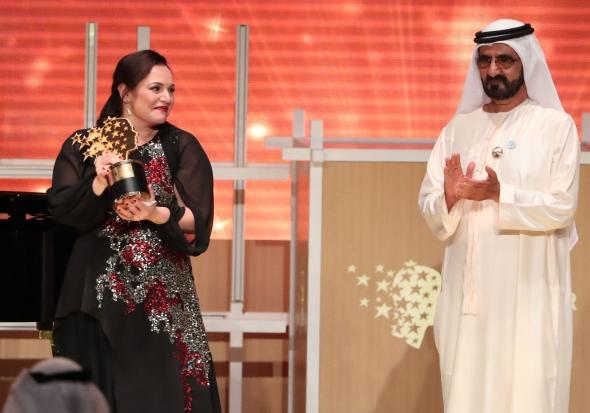 JK mokytoja laimėjo 1 mln. dolerių premiją už darbą su apleisto miesto rajono vaikais