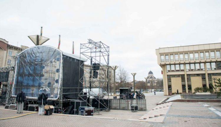 Policija rengiasi mitingui prie Seimo: prognozuoja, kad dalyvaus nuo 5 iki 10 tūkst. žmonių