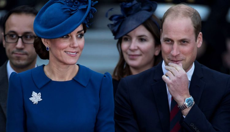 Princas Williamas vasarą lankysis Palestinoje ir Izraelyje