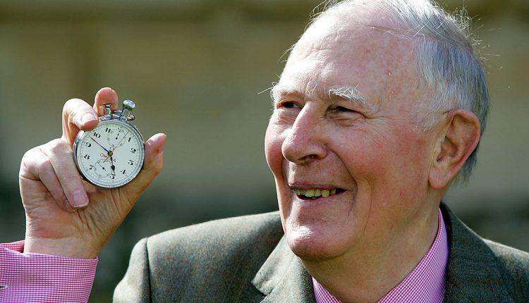 Būdamas 88 metų mirė Rogeris Bannisteris, pirmasis nubėgęs 1,6 km per mažiau nei 4 minutes