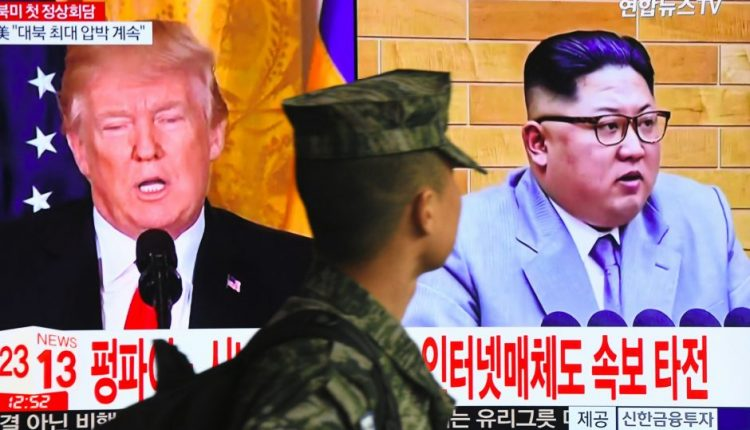 JAV prezidentas ir Šiaurės Korėjos lyderis surengs istorinį susitikimą