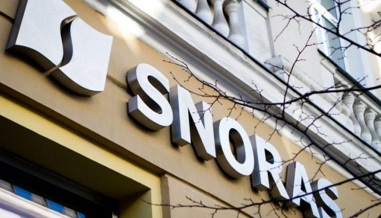 """""""Snoras"""" siekia 306 mln. eurų iš Šveicarijos """"Julius Baer"""" banko"""