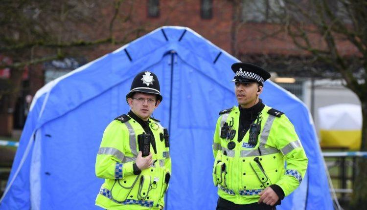 """JK policija """"žino daugiau"""" apie su rusų šnipus apnuodijusią medžiagą"""