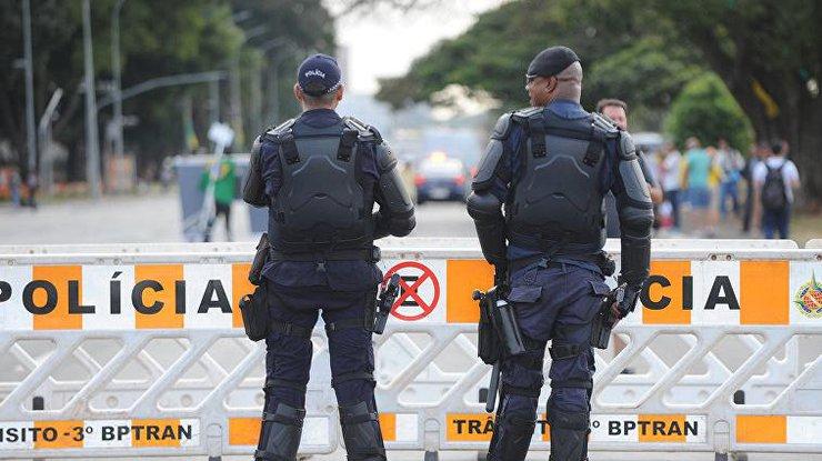 Brazilijoje pašauti du britų turistai