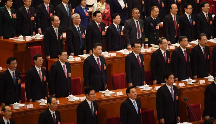 Kinijos parlamentas panaikino prezidento kadencijų apribojimus