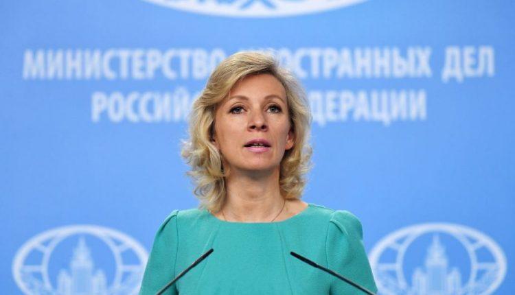 Atsakomosios priemonės Londonui bus paskelbtos artimiausiu metu: Rusijos URM